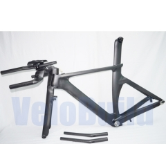 VB-TT-003 Carbon Fiber Time Trial Frame Set