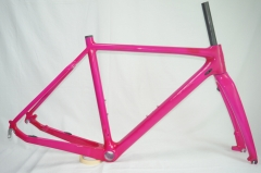 CX-002 Carbon Fiber Disc Brake CycloCross Frame