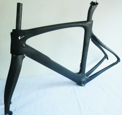 VB-R-010 2017 new aero asymmetrical carbon fiber road frame
